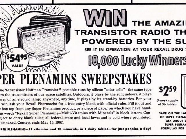 Fictional Radio Ad