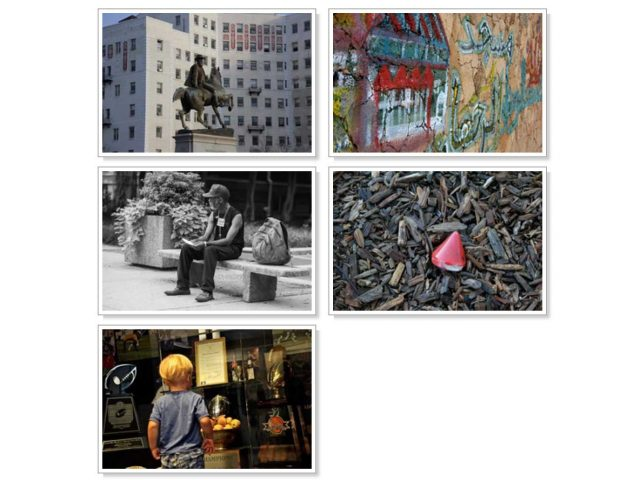 Five Photo Arc Stories