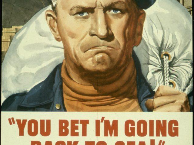 Course Propaganda Posters